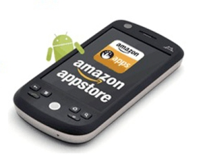Amazon Appstore for Android, mobile apps, app store