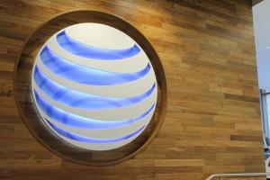 AT&T flagship store logo