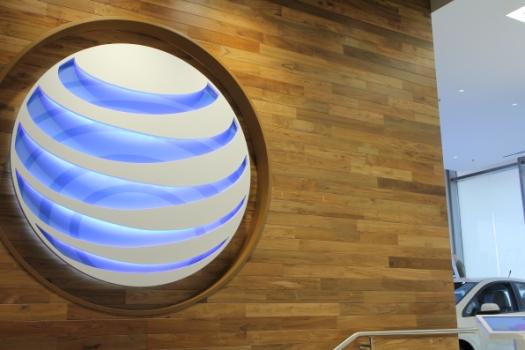 ATT flagship store logo