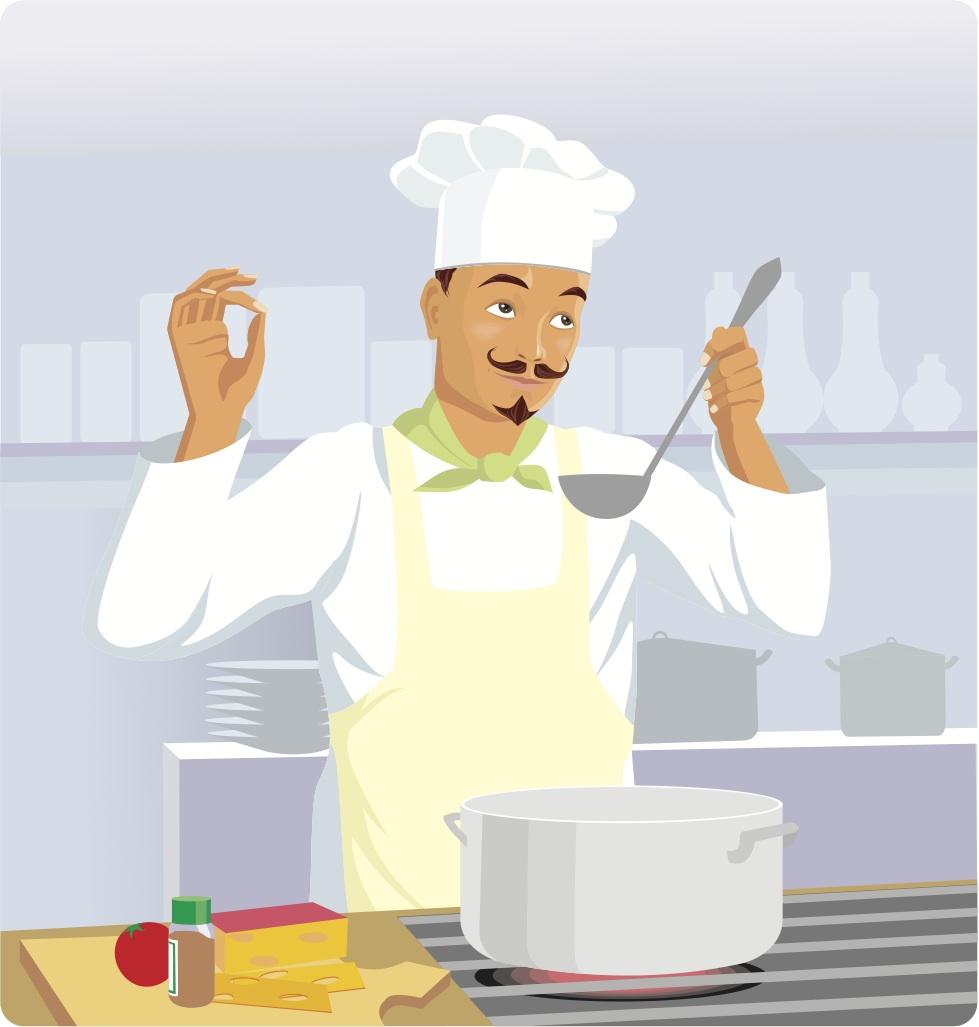 chef - taste