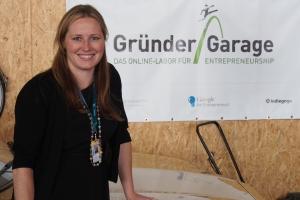 Danae Ringelmann, Indiegogo co-founder