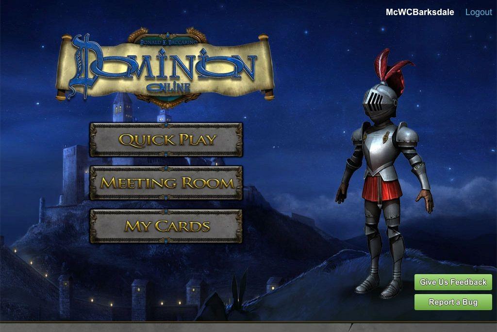 Dominion Screenshot 1