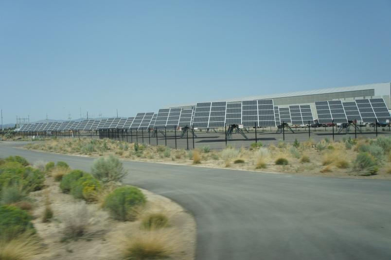 Facebook solar project in Oregon