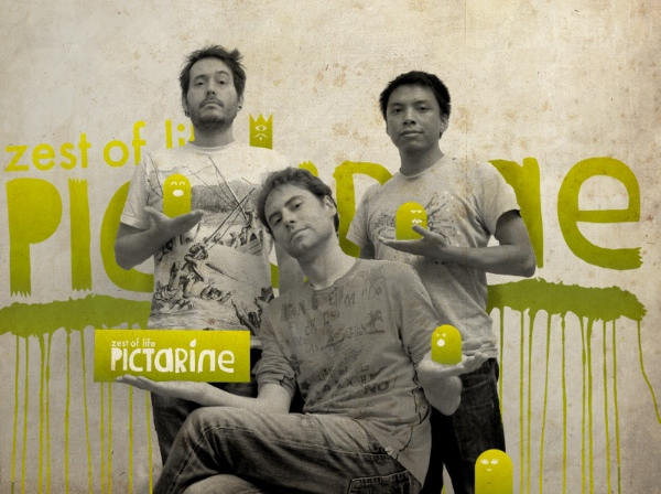 Pictarine founders
