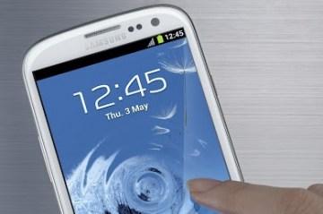 Samsung Galaxy S III, Android