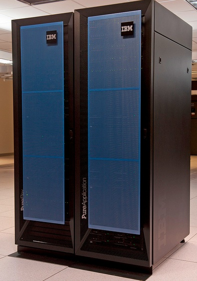 IBM's big box for big data.