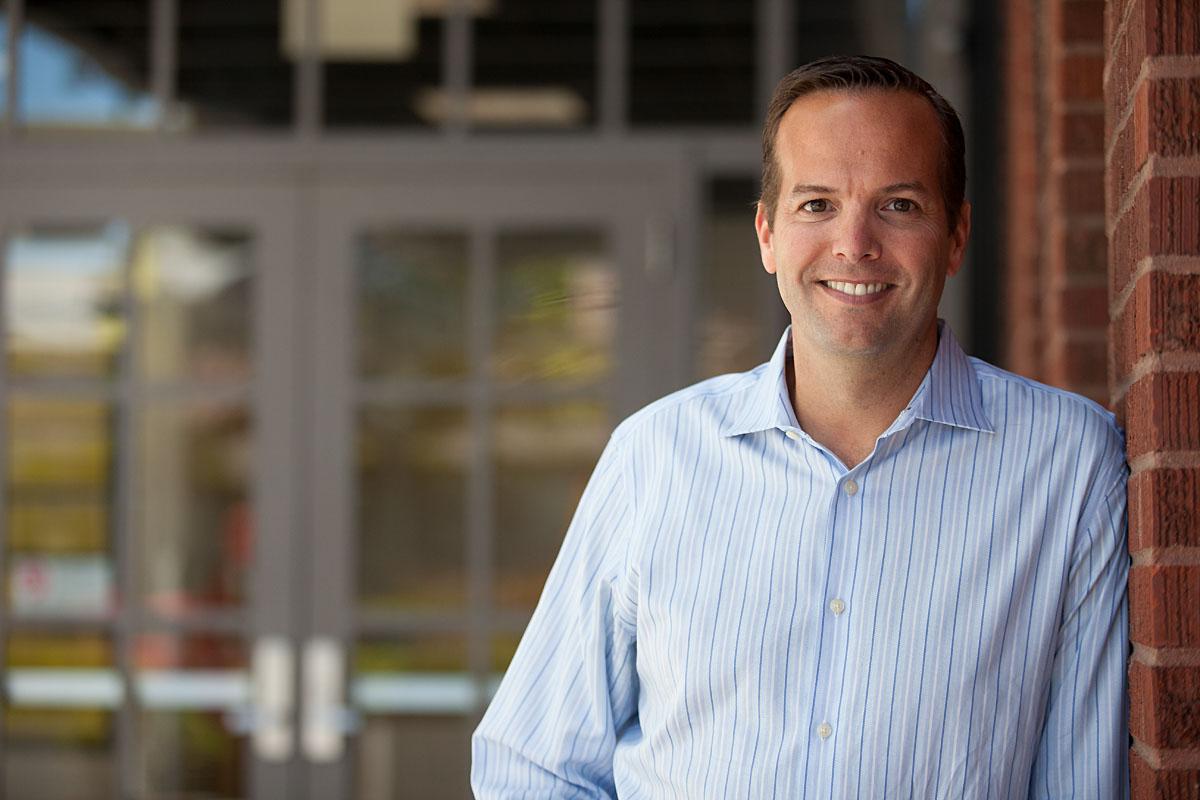 David Girouard, founder of Upstart.com