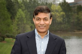 Jay Chaudhry, CEO of Zscaler.