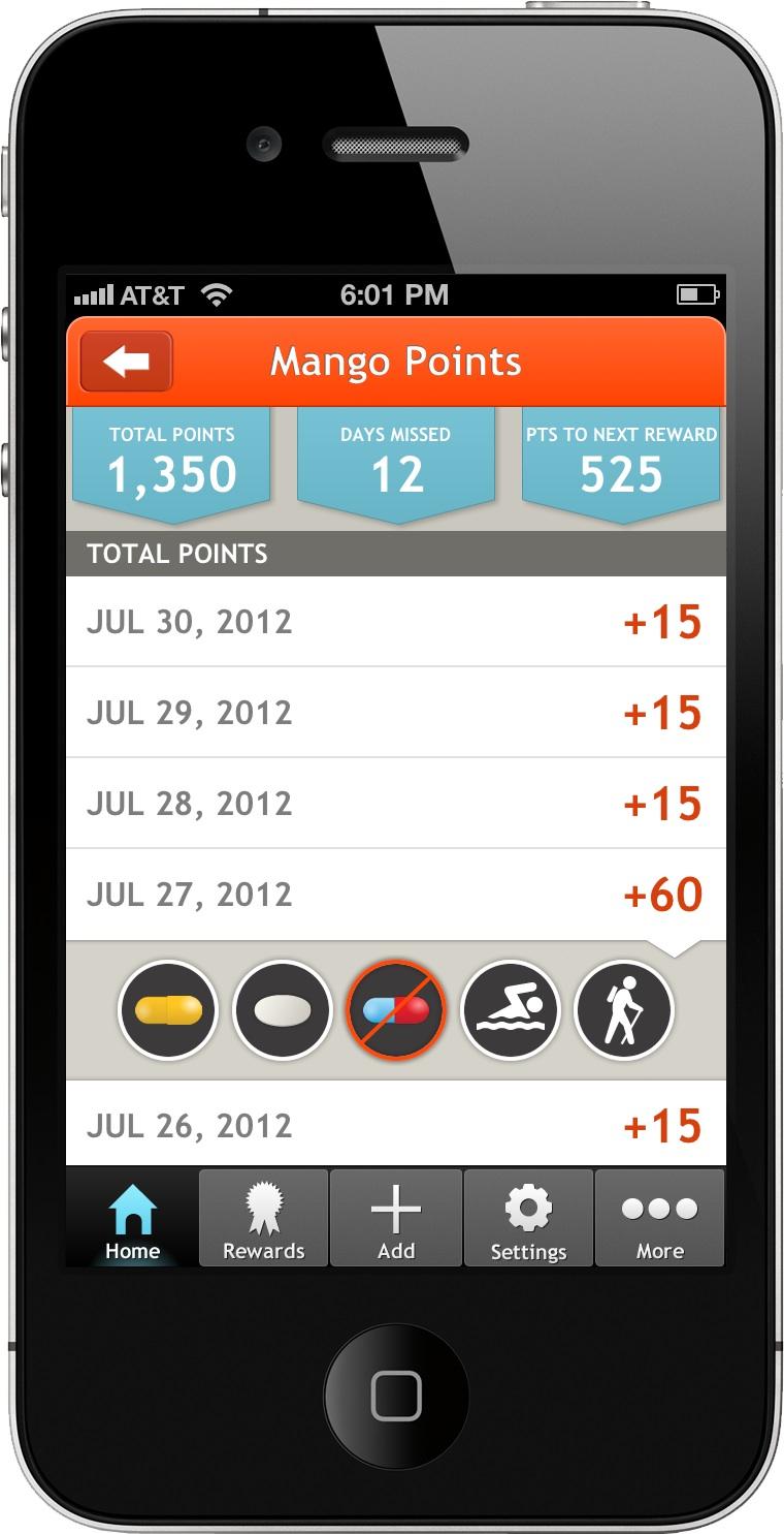 Mango_Health_Points_Screen
