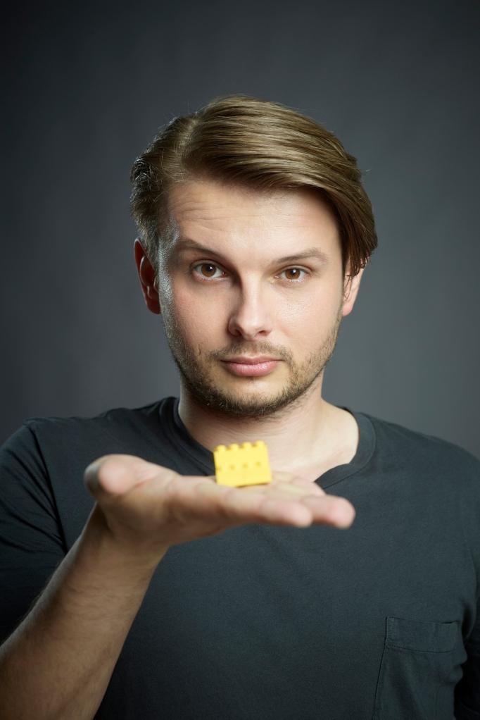 Matthaus Krzykowski, Xyo co-founder