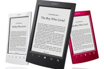 SONY ELECTRONICS NEW EREADER