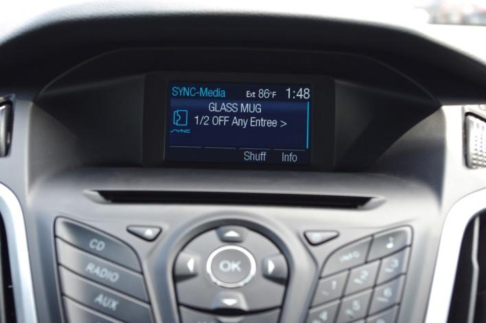 ROXIMITY Ford sync 2
