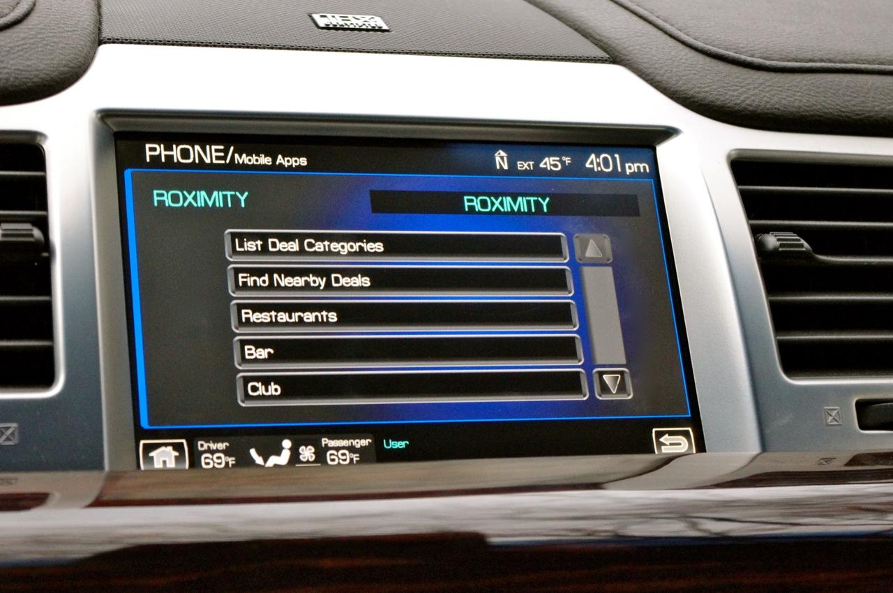 ROXIMITY Ford Sync