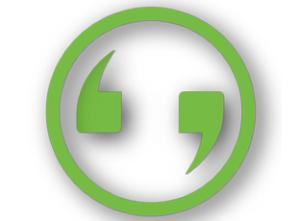 Nuance Nina logo Talk button
