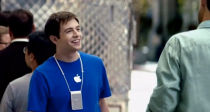 Apple Genius ad