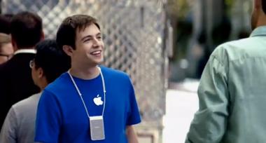 Apple Genius ad