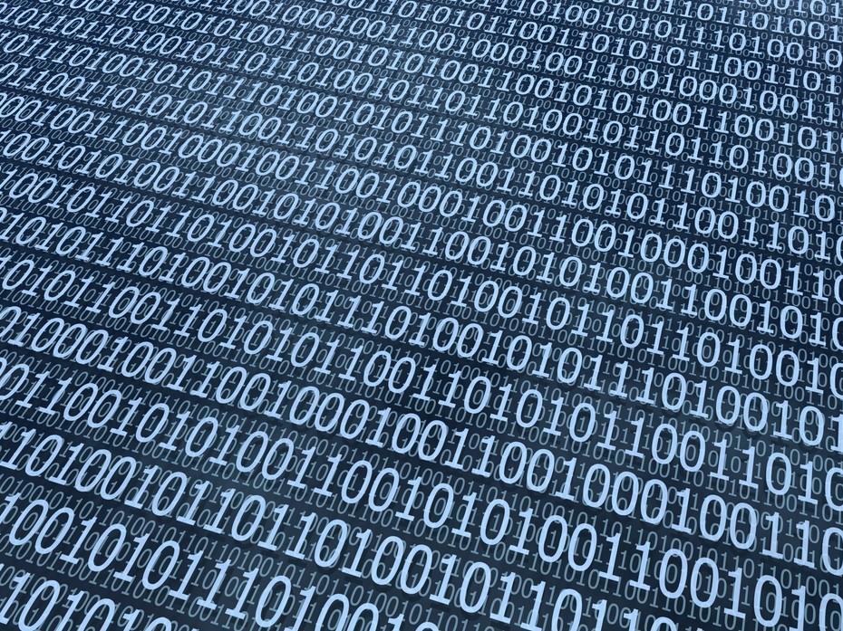 Big data digits