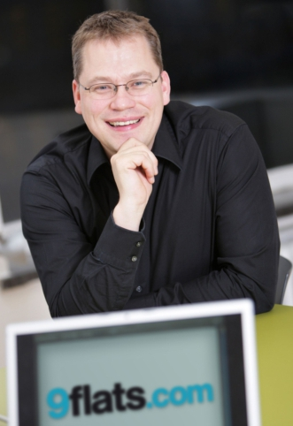 Stephan Uhrenbacher, 9flats CEO