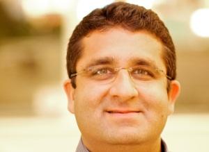 Rackspace CMO Suaad Sait.