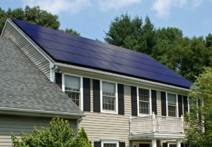 SunPower home installation