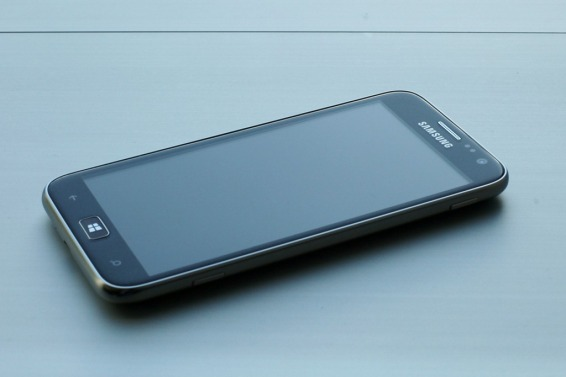 Samsung Ativ S, Windows Phone 8