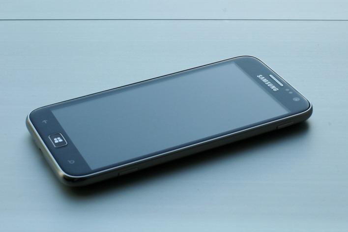 Samsung Ativ S, Windows Phone 8