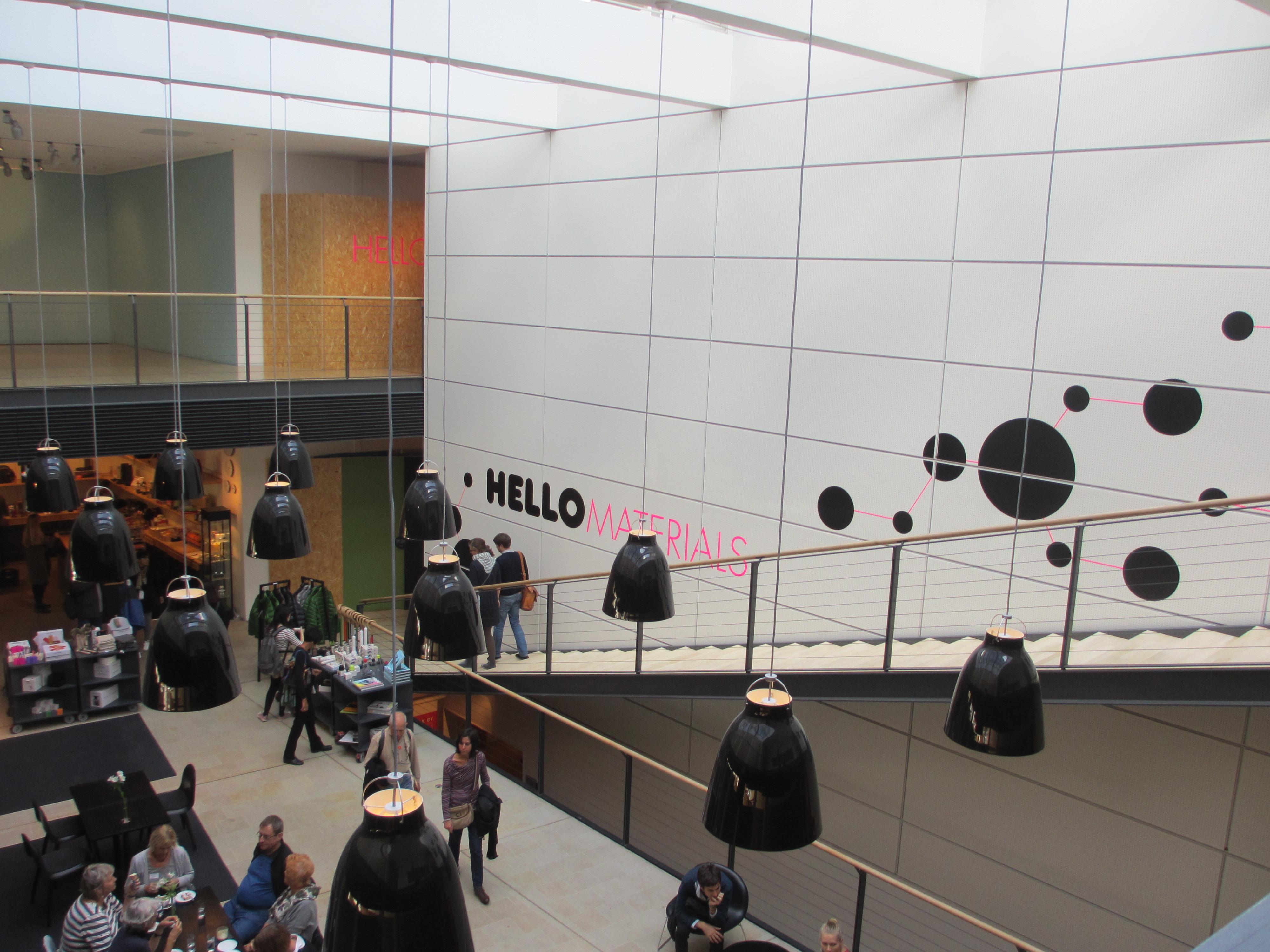 Inside the Danish Design Center