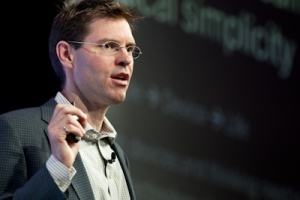 Sebastian Marineau-Mies of RIM/QNX Software at Mobilize 2012
