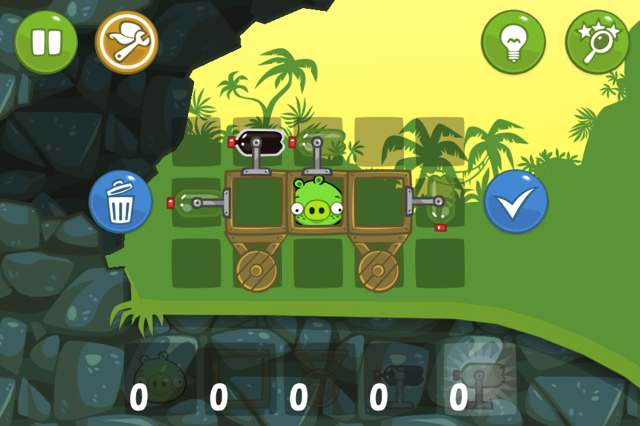 Bad Piggies, Rovio