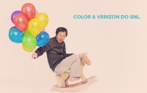 Color Labs CEO Bill Nguyen and Verizon promo