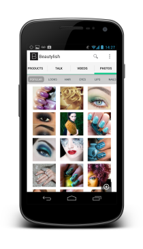 Beautylish Android 2