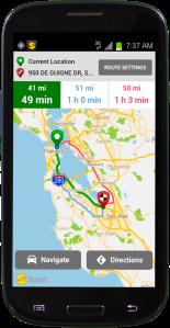 TeleNav Android App