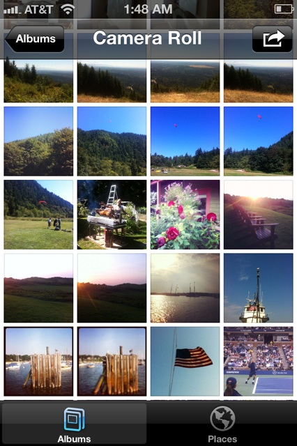 iPhone Camera Roll