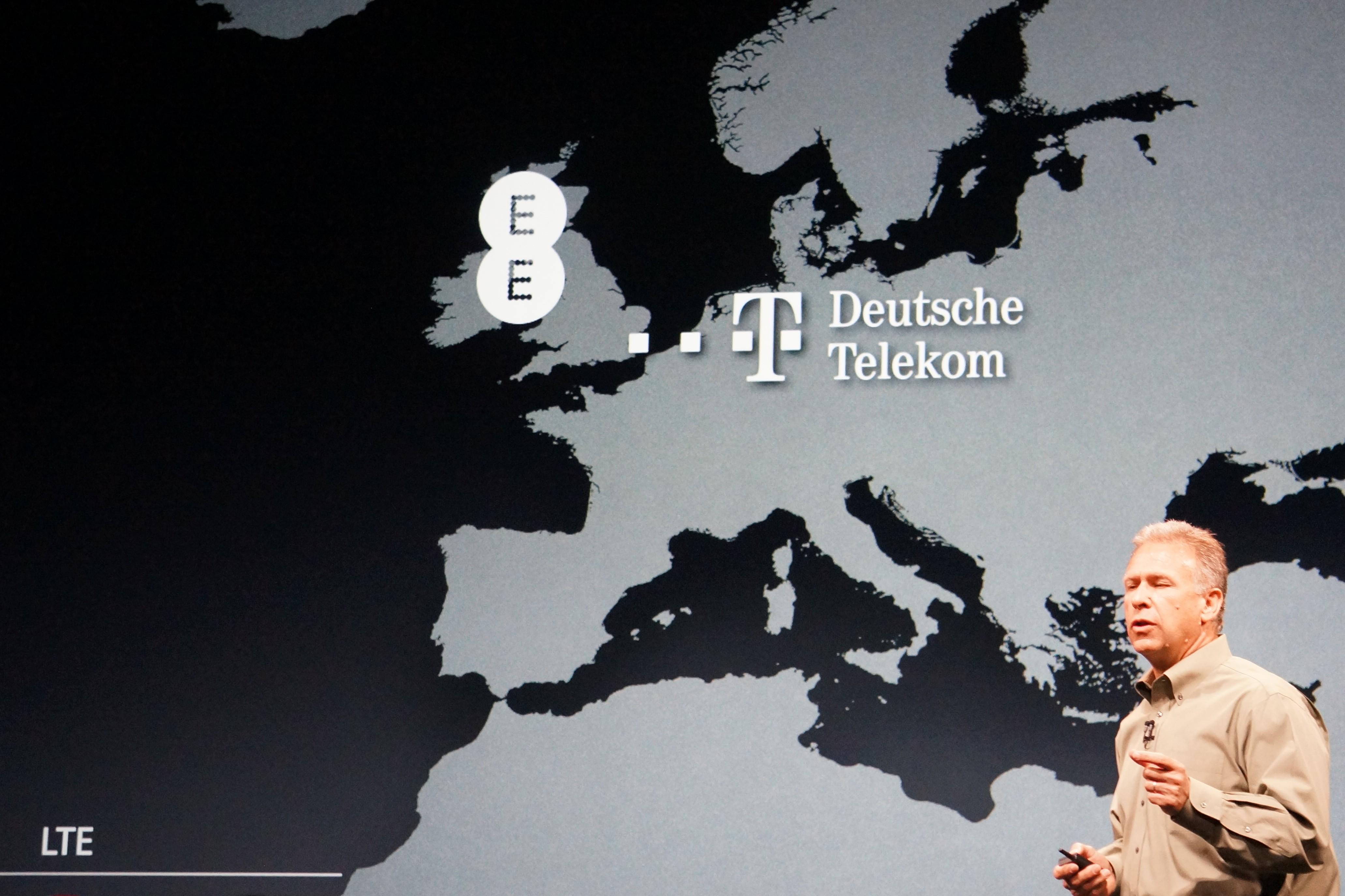 Apple iPhone 5 European carriers