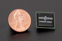 The Adapteva Epiphany 16-core chip.