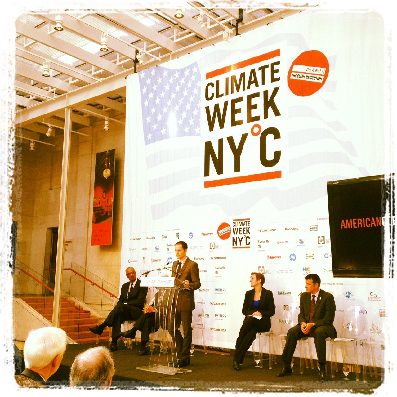 Evan William Climate NYC