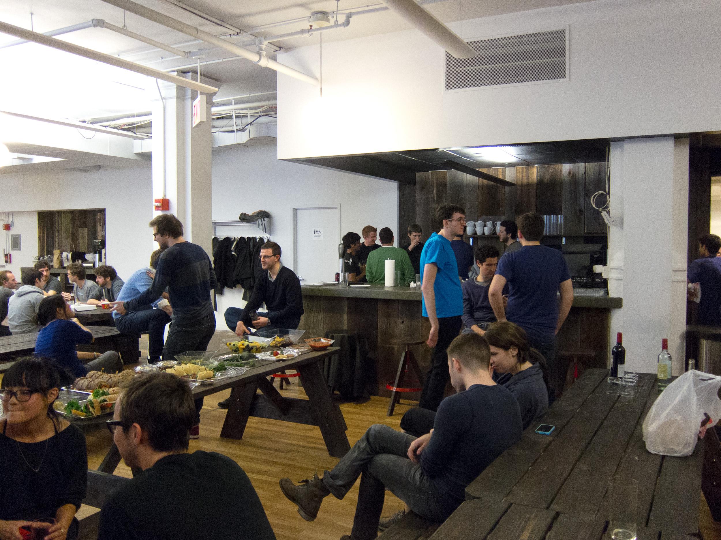 photo: Flickr/ Foursquare HQ