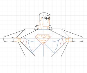 graph-snapshot-superman