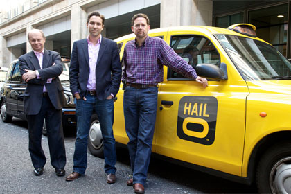 hailo executive team