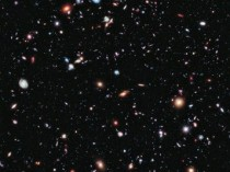 hubble deep space image