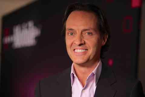 T-Mobile US CEO John Legere