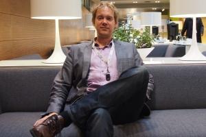 Jussi Hurmola, Jolla CEO