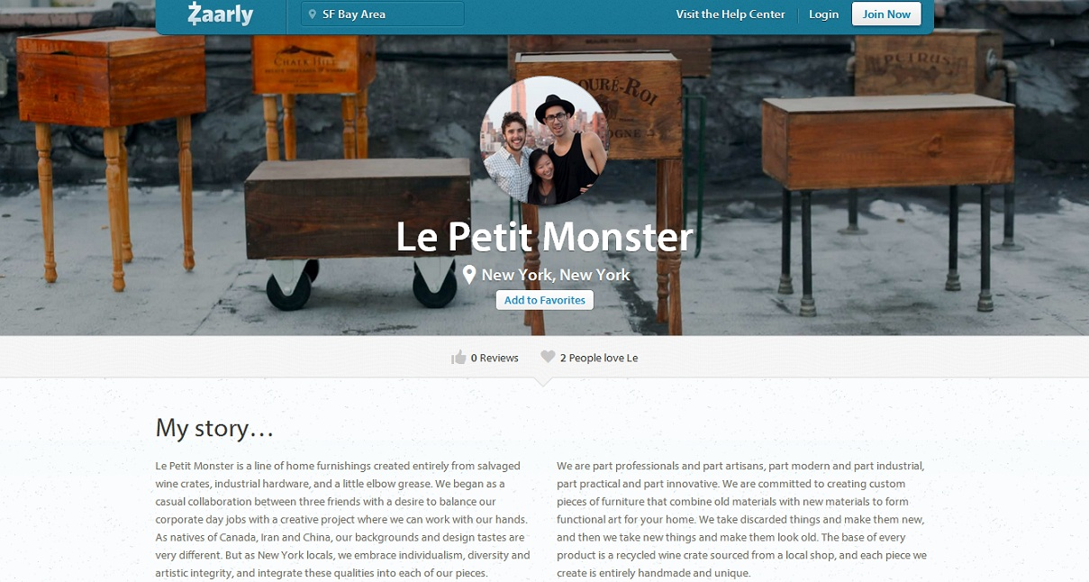 Le Petit Monster Storefront (1)