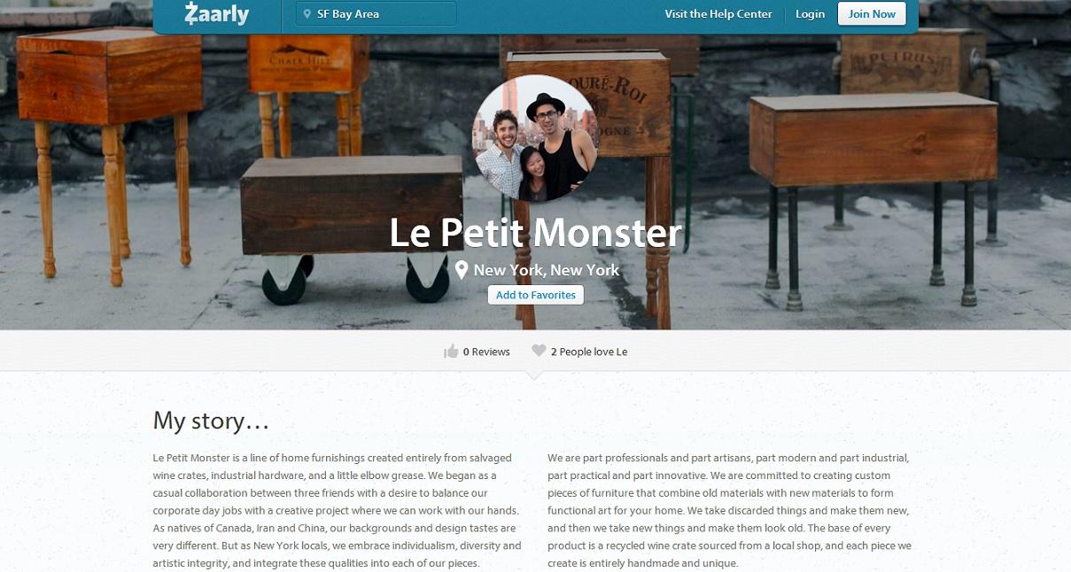 Le Petit Monster Storefront (1)