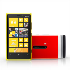 Nokia Lumia 920 smartphones