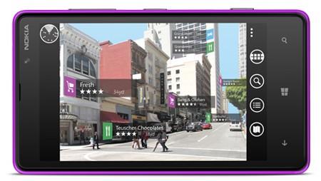 Nokia Lumia City Lens