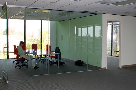 Yandex's Palo Alto office