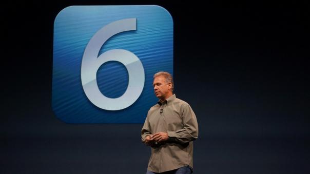 Phil Schiller iOS6