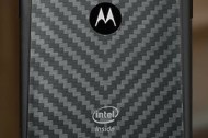Motorola Razr i with Intel Inside