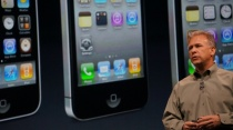 SVP of Marketing Phil Schiller introduces the iPhone 5.